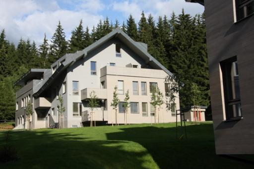 Resident Harrachov - Wellness & Grotta Spa