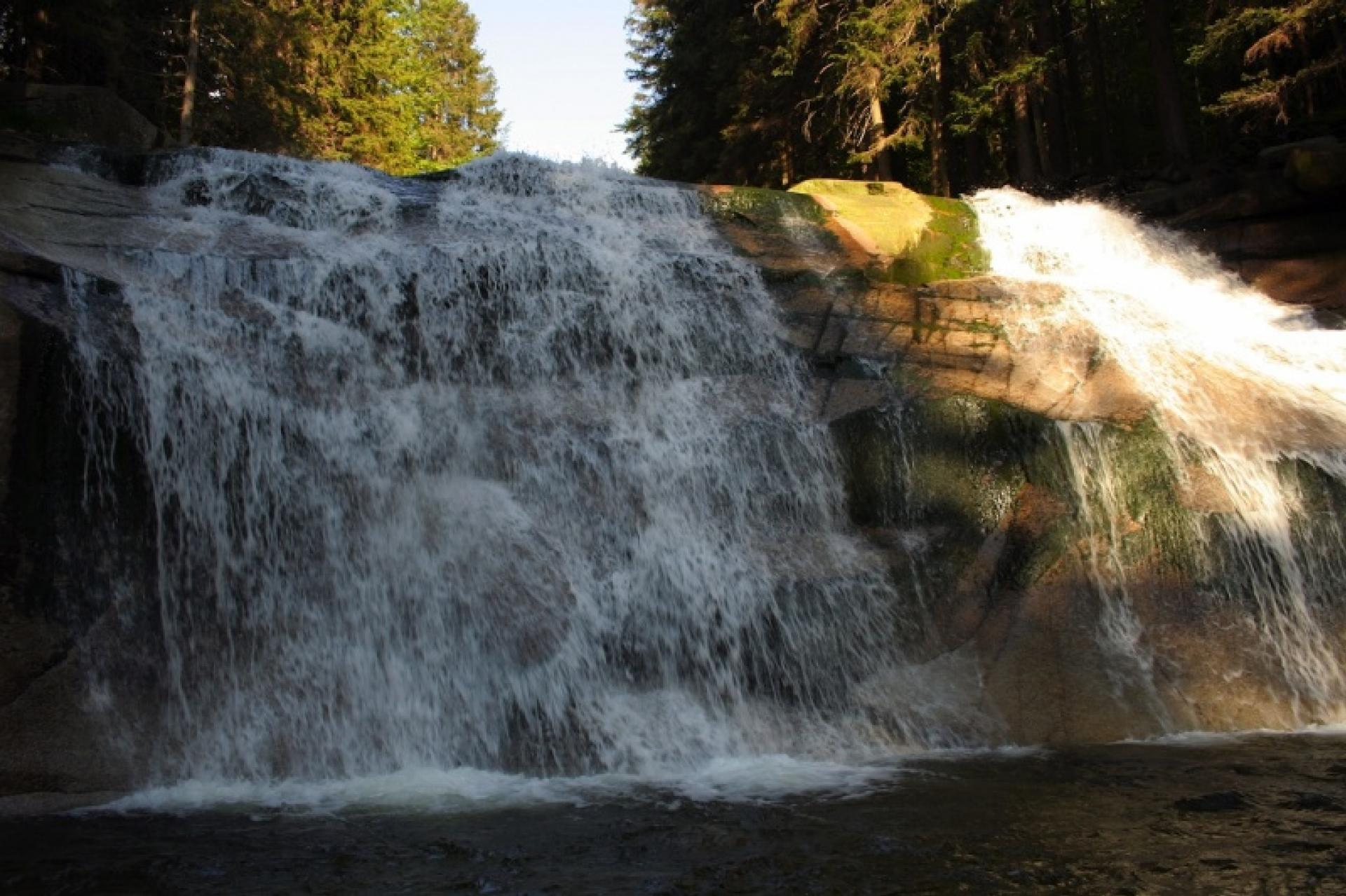 Mumlavske Vodopady Harrachov Info